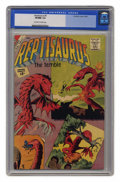 Silver Age (1956-1969):Miscellaneous, Reptisaurus #4 (Charlton, 1962) CGC VF/NM 9.0 Off-white to white pages. ...