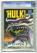 Magazines:Superhero, Hulk #22 (Marvel, 1980) Condition: NM+ 9.6 White pages....