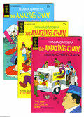 Bronze Age (1970-1979):Cartoon Character, The Amazing Chan & the Chan Clan #1-4 Group (Gold Key, 1973-74)Condition: Average NM-. This group consists of four comics: ... (4Comic Books)