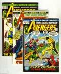 Bronze Age (1970-1979):Superhero, Avengers #101-125 Group (Marvel, 1972-74) Condition: Average FN. This group consists of 25 comics: #101, 102, 103, 104, 105,... (25 Comic Books)