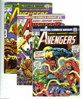 Bronze Age (1970-1979):Superhero, Avengers #126-177 Group (Marvel, 1974-78) Condition: Average FN. This group consists of 51 comics: #126, 127, 128, 129, 130,... (51 Comic Books)