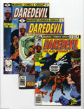 Modern Age (1980-Present):Superhero, Daredevil Group (Marvel, 1979-92). This group contains issues #157,162, 163, 165, 167, 168, 170-177, 179-190, 192, 193, 293... (30Comic Books)