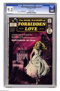 Bronze Age (1970-1979):Romance, Dark Mansion of Forbidden Love #2 (DC, 1971) CGC NM- 9.2 Off-whitepages. Neal Adams cover. Tony DeZuniga and Don Heck art. ...