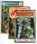Bronze Age (1970-1979):Miscellaneous, DC Horror Group (DC, 1969-79) Condition: Average VG. This groupcontains miscellaneous horror titles including Doorway to ... (44Comic Books)