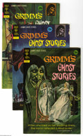 Bronze Age (1970-1979):Horror, Grimm's Ghost Stories #5-10 Group (Gold Key, 1972-73) Condition:Average VF. Short box lot includes #5 (25 copies), 6 (21 co...