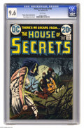 Bronze Age (1970-1979):Horror, House of Secrets #106 (DC, 1973) CGC NM+ 9.6 White pages. BernieWrightson cover. Wrightson, Alfredo Alcala, and Alex Nino a...