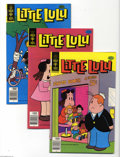 Bronze Age (1970-1979):Humor, Little Lulu File Copies Box Lot (Dell, 1978-80) Condition: Average VF/NM. This one box lot consisting of #246 (18 copies), 2...