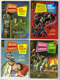 Bronze Age (1970-1979):Horror, Mystery Comics Digest File Copies Box Lot (Gold Key, 1972-75)Condition: Average NM-. This full short box includes Mystery...