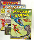 Silver Age (1956-1969):Science Fiction, Mystery in Space #61-70 Group (DC, 1960-61) Condition: Average VG/FN. This group consists 10 comics: #61, 62, 63 (origin of ... (10 Comic Books)