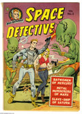 "Golden Age (1938-1955):Science Fiction, Space Detective #2 (Avon, 1951) Condition: VG+. ""Tales of theShadow Squad"" story. Wally Wood and Joe Orlando cover. Wood in..."