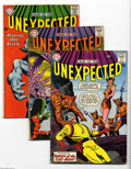 Silver Age (1956-1969):Horror, Tales of the Unexpected Group (DC, 1964-67) Condition: Average VG.Lot of 21 issues includes #80, 83 (two copies), 84, 85, 8... (21Comic Books)