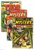 Silver Age (1956-1969):Superhero, Thor Group (Marvel, 1964-69). A titanic selection from the Marvel Silver Age of Comics, including Journey Into Mystery i... (18 Comic Books)