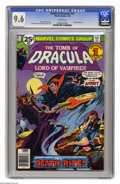 Bronze Age (1970-1979):Horror, Tomb of Dracula #47 (Marvel, 1976) CGC NM+ 9.6 White pages. Blade appearance. Gene Colan and Tom Palmer cover and art. Overs...