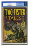 Golden Age (1938-1955):War, Two-Fisted Tales #23 Kurtzman File Copy (EC, 1951) Condition: VG-3.5 Light tan to off-white pages. Harvey Kurtzman cover. H...