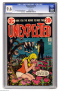 Bronze Age (1970-1979):Horror, Unexpected #145 (DC, 1973) CGC NM+ 9.6 White pages. Nick Cardycover. Sid Greene and Abe Ocampo art. This is currently the h...