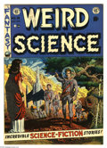 Golden Age (1938-1955):Science Fiction, Weird Science #14 (EC, 1952) Condition: FN+. Wally Wood cover.Wood, Bill Elder, Sid Check, and Joe Orlando art. Overstreet ...