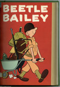 Golden Age (1938-1955):Miscellaneous, Four Color Bound Volume (Dell, 1953). These are Western Publishing file copies that have been trimmed and bound into a hardc...