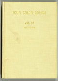 Golden Age (1938-1955):Miscellaneous, Four Color #673-684 Bound Volume (Dell, 1955). These are Western Publishing file copies that have been trimmed and bound int...