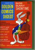 Bronze Age (1970-1979):Cartoon Character, Golden Comics Digest #21-27 Bound Volumes (Gold Key, 1972). These are Western Publishing file copies that have been trimmed ...