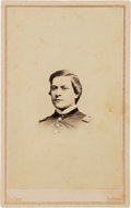 Military & Patriotic:Indian Wars, Marcus Reno: A Civil War Era Carte de Visite of Reno as a 1st Cavalry Officer. ...