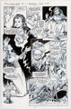 Dave Cockrum and Marie Severin Soulsearchers and Company #43 Panel Pages Original Art Group of 3 (Claypool Comics,... (T...