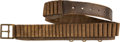 Military & Patriotic:Indian Wars, Model 1876 Cartridge Belt....
