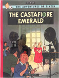 Original Comic Art:Comic Strip Art, Hergé « The Adventures of Tintin - The Castafiore Emerald » (Methuen, 1963)....