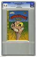 Bronze Age (1970-1979):Alternative/Underground, Gjdrkzlxcbwq Comics #1 (Glenn Bray, 1973) CGC NM 9.4 Off-white pages. Basil Wolverton madness, in the form of a neatly-produ...