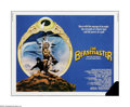 "Movie Posters:Fantasy, The Beastmaster (MGM/UA, 1982). Half Sheet (22"" X 28""). Offeredhere is a vintage, theater-used poster for this fantasy/adve..."