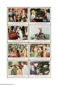 """The Seven Faces of Dr. Lao (MGM, 1964). Lobby Card Set of 8 (11"""" X 14""""). Offered here is a vintage, theater-us..."""