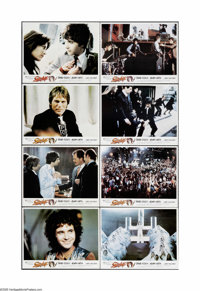 "Stardust (EMI, 1974). Lobby Card Set of 8 (11"" X 14""). Offered here is a vintage, theater-used lobby card set..."