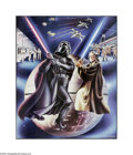 """Star Wars Lot (20th Century Fox, 1978) Promo Posters (3) (18.5"""" X 22.5""""). These are vintage promo posters for..."""