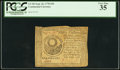 Continental Currency September 26, 1778 $30 PCGS Very Fine 35