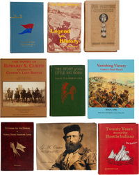 George Armstrong Custer and Little Big Horn: Collection of Seventy-One Reference Works