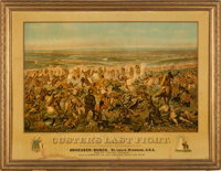 """""""Custer's Last Fight"""": The Iconic Anheuser-Busch Advertising Sign"""