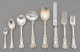 An Eighty-Eight Piece Tiffany & Co. English King Pattern Silver Flatware Service, New York, New York, designed 1...