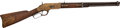 "Long Guns:Lever Action, 1866 Winchester Tacked ""Yellow Boy"" Used in the North-West (Riel's) Rebellion, 1885. ..."