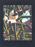 Works on Paper, KAWS (American, b. 1974). Downtime, 2013. Hardcover book with drawing. 11-3/4 x 8-3/4 inches (29.8 x 22.2 cm) (book). Si...