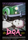 """Movie Posters:Rock and Roll, D.O.A. (High Times Films, 1980). Poster (23.25"""" X 32.75"""") SoykaArtwork. Rock and Roll.. ..."""