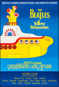 """Movie Posters:Animation, Yellow Submarine (United Artists, R-1999). International One Sheet (27"""" X 40"""") DS Advance. Animation.. ..."""
