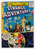 Silver Age (1956-1969):Science Fiction, Strange Adventures #73 (DC, 1956) Condition: VF-....