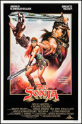 """Movie Posters:Action, Red Sonja & Others Lot (MGM, 1985). One Sheets (4) (26"""" X 40"""" & 27"""" X 41"""") SS, Renato Casaro Artwork. Action.. ... (Total: 4 Items)"""