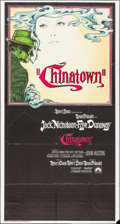 "Movie Posters:Mystery, Chinatown (Paramount, 1974). Three Sheet (41"" X 77"") Jim PearsallArtwork. Mystery.. ..."
