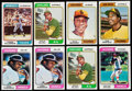 Baseball Cards:Singles (1970-Now), 1974 Topps Baseball Collection (680)....