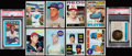 Baseball Cards:Lots, 1961 - 1972 Topps, Fleer & Kellogg's Baseball Card Collection (296) With Stars & HoFers. ...