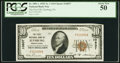 National Bank Notes, Elysburg, PA - $10 1929 Ty. 1 The First NB Ch. # 10837. ...