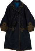 Militaria:Uniforms, Rare Civil War Major's Overcoat and Removable Cape.... (Total: 2 Items)