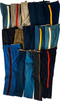 Militaria:Uniforms, Lot of 16 Militaria Related Trousers.... (Total: 16 Items)