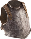 Militaria:Armor, European Cuirass, Circa 19th Century.... (Total: 2 Items)