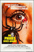 """Movie Posters:Horror, Dr. Phibes Rises Again (American International, 1972). One Sheet (27"""" X 41""""). Horror.. ..."""